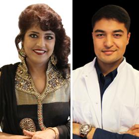 Seema Sharma & Soemit Bihari